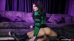 VRCosplayX.com Goddess Of Death Hela Needs Pussy Destruction