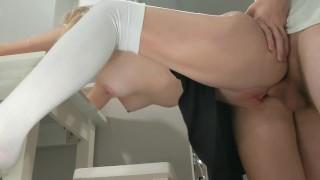 HE CANT STOP - Premature cum (blooper cut)