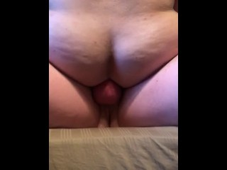 I ride his thick pole and zip tied Balls to a gushing amateur cream pie (7: