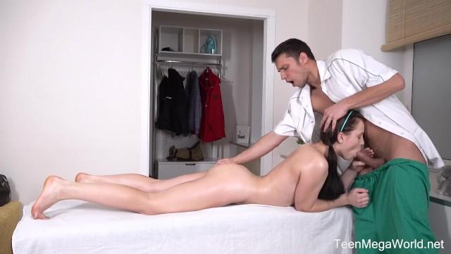 Easy anal ssex Tricky-masseur.com - easy di - doggy sex as massage bonus