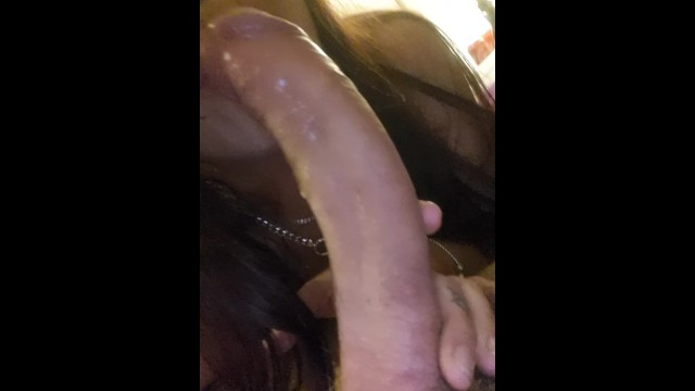 Amateur;BBW;Big Dick;Blowjob;POV;Small Tits;Exclusive;Verified Amateurs;Verified Couples;Tattooed Women pov-blowjob, big-cock, small-tits, tattooed-couple, verified-couple, verified-amateurs, blowjob, homemade, daddy, husband-and-wife
