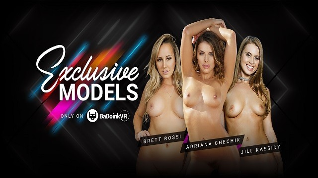 BaDoinkVR.com Compilation EXCLUSIVE MODELS PROMO In POV Virtual Reality