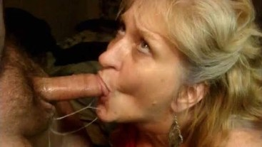 BEAUTIFUL GREEN-EYED MILF GETS A EXTREME BRUTAL FACE FUCK