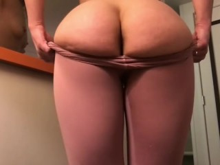 Ass Slow Motion