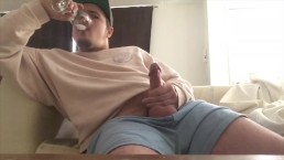 Male Cum Drinking Compilation! Cumslut Cedeh Swallows