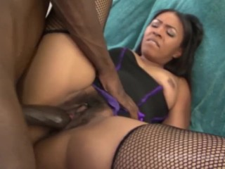 Anita Pedia has a sweet pussy for big the black dick