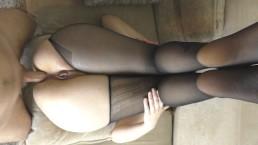 Teen schoolgirl BIg Ass anal sex - Cum inside Anal