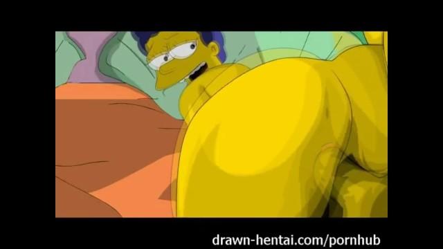 Simpsons bart xxx The simpsons