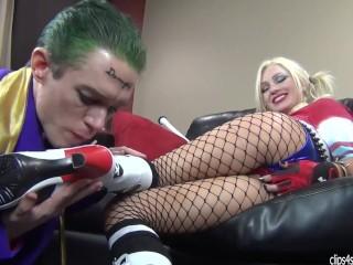 Harley Quinn fetish compilation