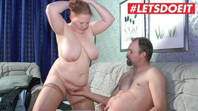 Big Ass;Big Tits;Blonde;Rough Sex deutschlandreport, rough, butt, big-boobs, deutschland-report, letsdoeit, lets-doe-it, chubby, huge-natural-tits, pierced-nipples, deepthroat, stockings, hard-rough-sex, climax, orgasm, clit-rubbing-orgasm