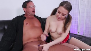 Would You Let Your Step Daughter Jerk You