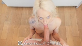 PASSION-HD-Kitchen-foreplay-with-blonde-Elsa-Jean