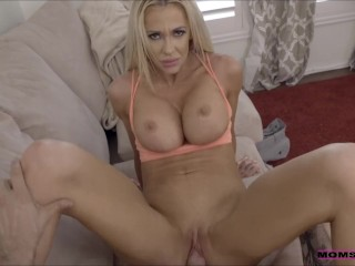 MomsTeachSex – Cumming With My Step Mom S10:E2
