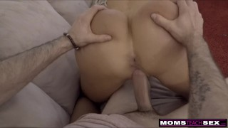 MomsTeachSex - Cumming With My Step Mom S10:E2