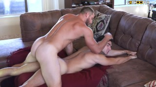 Top Dog Muscle Jocks Fucks Italian Bitch Boy With Nice Ass
