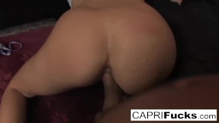 The slutty maid gets fucked hard in this hot threesome