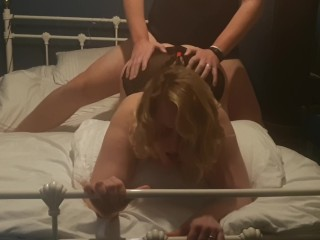 No Foreplay Just fuck me Hard Doggy - Multiple Orgasms