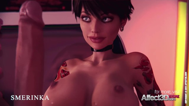 Sex toys affect - Sexy futa animation with sex toys