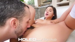 HOLED Outdoor ANAL fuck with big booty Abella Danger