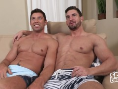 Sean Cody - Joey & Shaw Bareback - Gay Movie