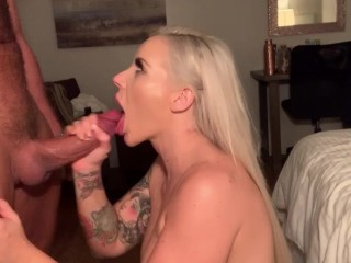 Brad Newman getting sucked by Andy Adams