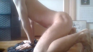 Pagan Boy Models Ass and Strokes Cock to Cumpletion