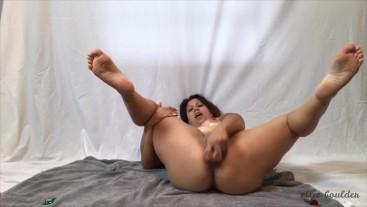 Sex Ed Teacher Anal Masturbation!