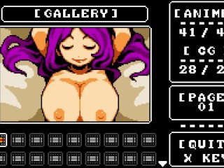 Sword of succubus gallery and ending...