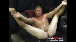 STR8T BLONDE BUTCH WILL LET YOU FUCK HIM