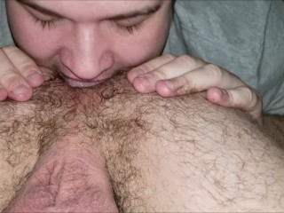 Bi hairy college otter nice 7 off vocal...