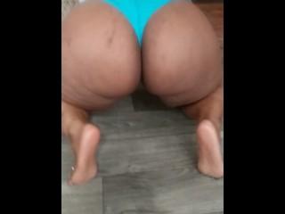 Ass ass ass bouncing