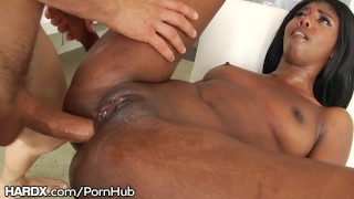 HardX Teen Daizy Cooper's FIRST TIME ANAL Fucking