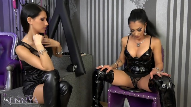 Mistress Kennya: A public toilet in the making 8