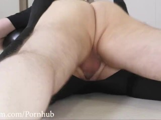 Hard painful anal hate sex for degraded little bug girl
