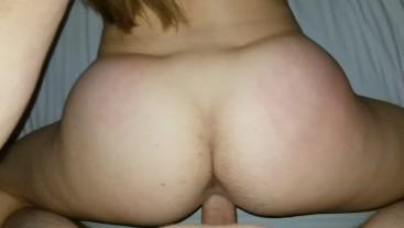Big Butt Tinder Girl Loves Rough Sex