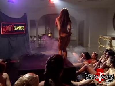 BRUCE SEVEN - Buttslammers 20 Scene 5