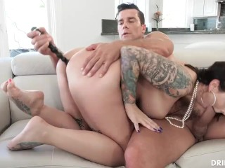 Busty Ivy LeBelle Gets Fucked In Her Big Ass By The Cock Of Ramon Nomar