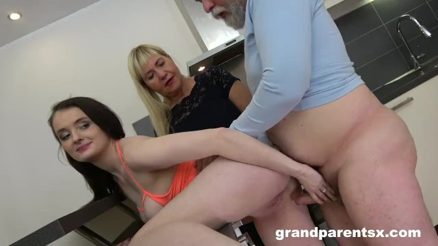 Young malay couple having fuck - Old couple fucks younger girl