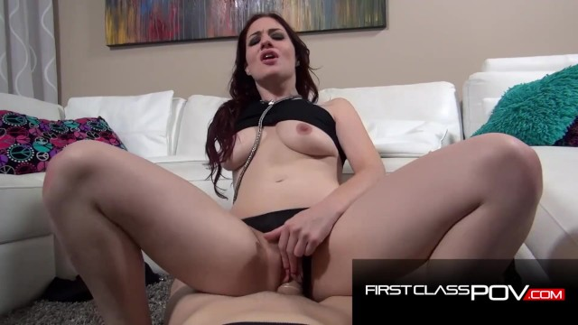 BurningAngel Emo Teen Rides UR Dick HARD & Cummmms POV