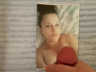 A Cum Tribute To Sara, The Lovely Wife Of ialwaysobey19