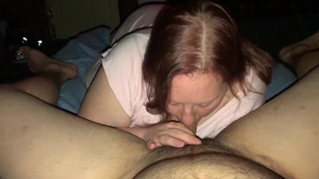 My wife sucking a big dick 14