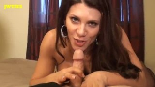 Hot school principal cougar lets you knock her up!