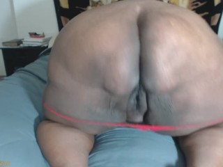 Red gstring asshole tease see more domination iwantclips...