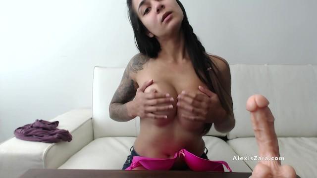 Men jacking off in lingerie How To Jerk Off With My Bra Joi Alexis Zara Pornhub Com