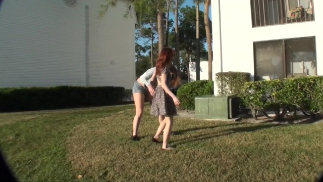 School Girl Lift And Carry Fetish 7