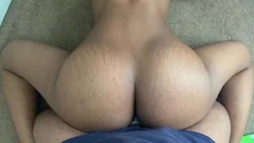 Slow mo Big Booty Backshots