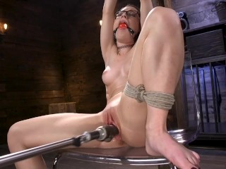 Serena Blair Constrained and Machine Fucked