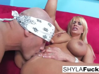 Sexy Shyla Gets Fucked and Dominated