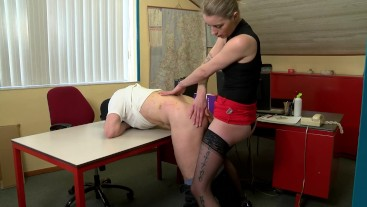 A day at the office with Melody Pleasure