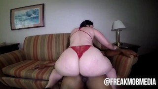 Virgo Peridot Big Booty PAWG getting Black Dick